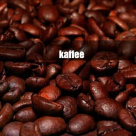Kaffee - einige Statistiken