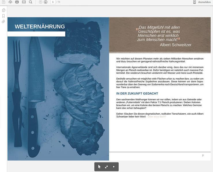 kinder-essen.com - Ebook Design