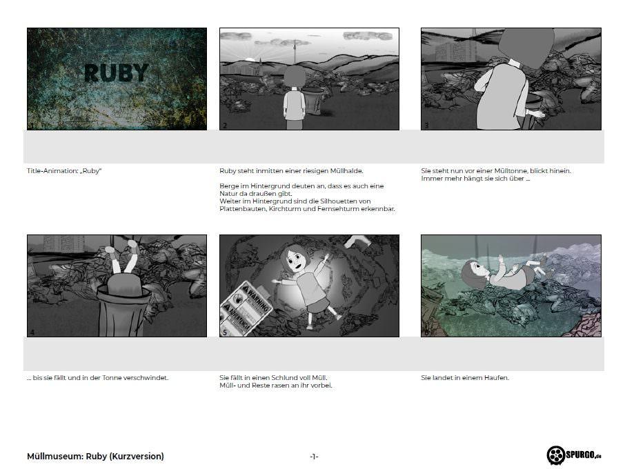 Ruby: Storyboard