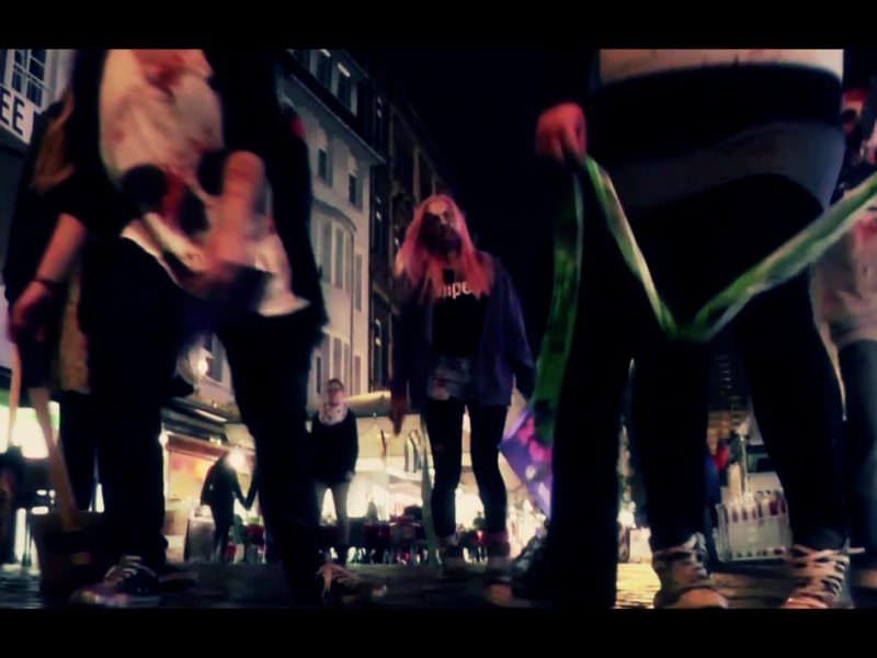 Zombiewalk on 31.10.
