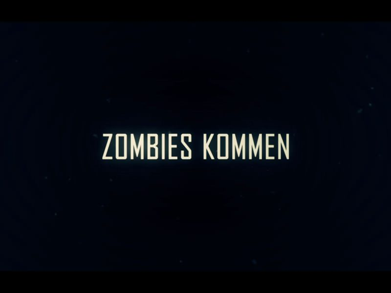 """""""Zombies are coming"""""""